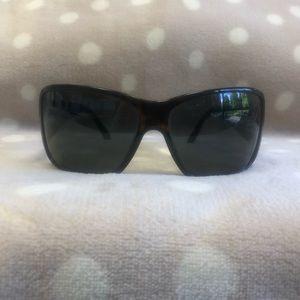 Prada Tortoise Plastic Sunglasses SPR 09G 64I